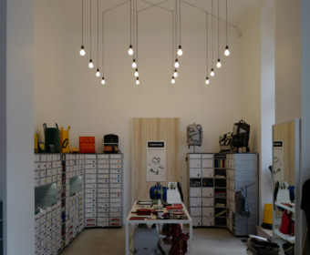new Showroom – F.LLI POSTI